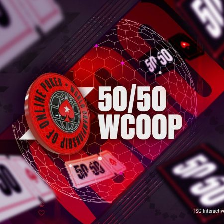 Free tickets to WCOOP and series $50/$ 50