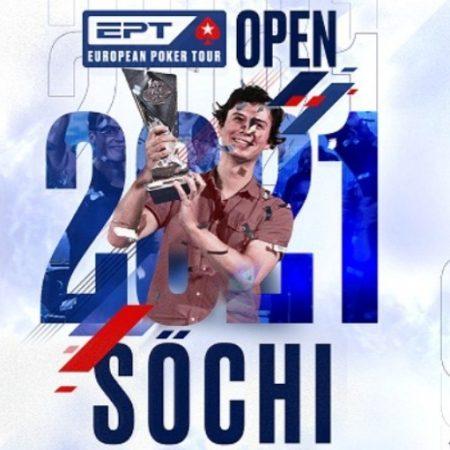 Satellites to EPT Open Sochi 2021