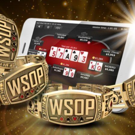 WSOP Online 2021 — 33 bracelets from $ 50